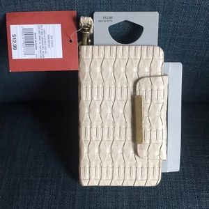 Accessories - iPhone 6&7  Wallet Case (Target Brand)